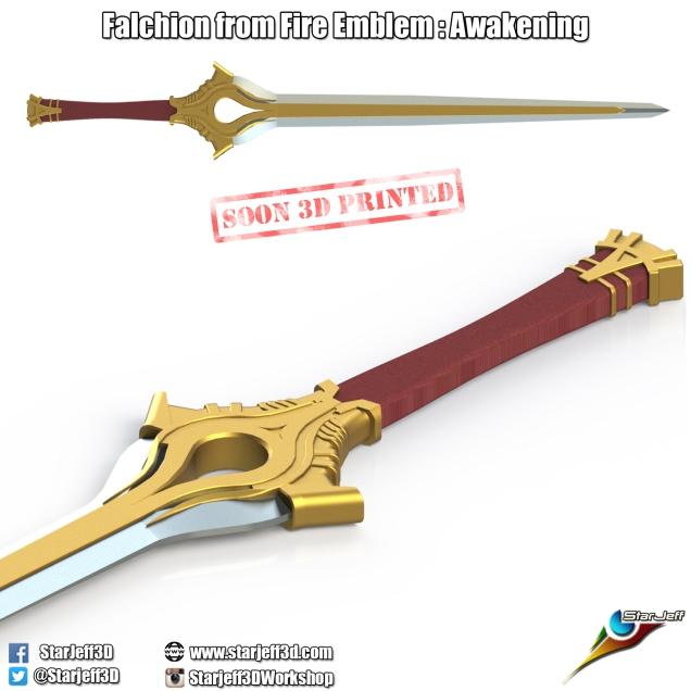 Falchion render
